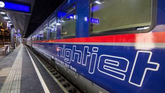 Die Österreichischen Bundesbahnen übernehmen einen Teil der Nachtzüge der Deutschen Bahn und bieten auch von der Schweiz aus Nachtverbindungen an.