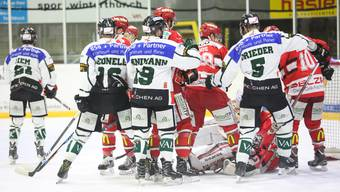 Der EHC Olten bezwingt Winterthur problemlos.