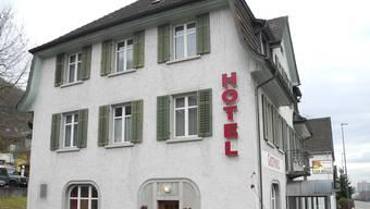 Das Hotel Bruggerhof an der Bruggerstrasse 103 wird zum Wohnhaus.