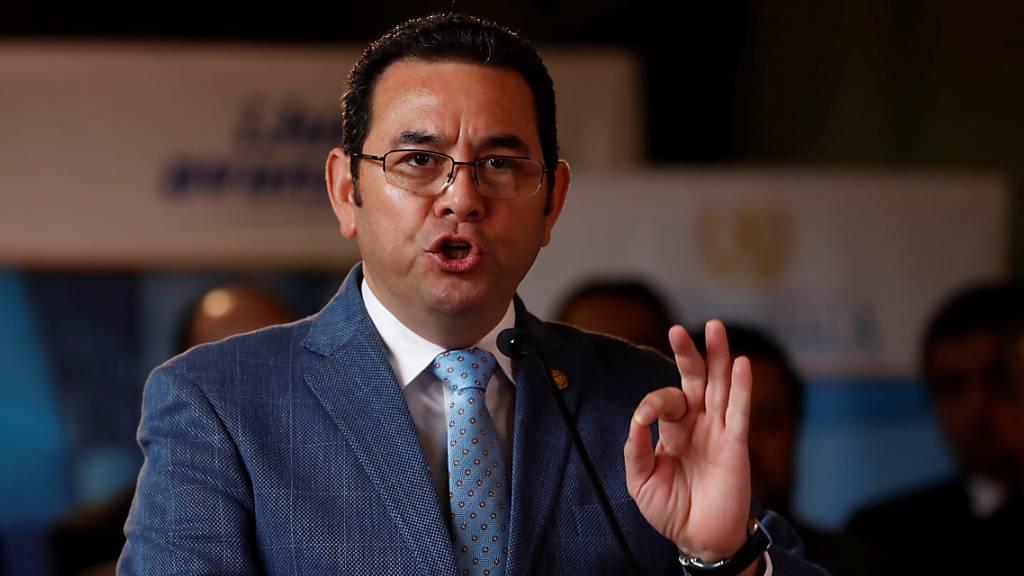 Guatemala ruft Belagerungszustand aus