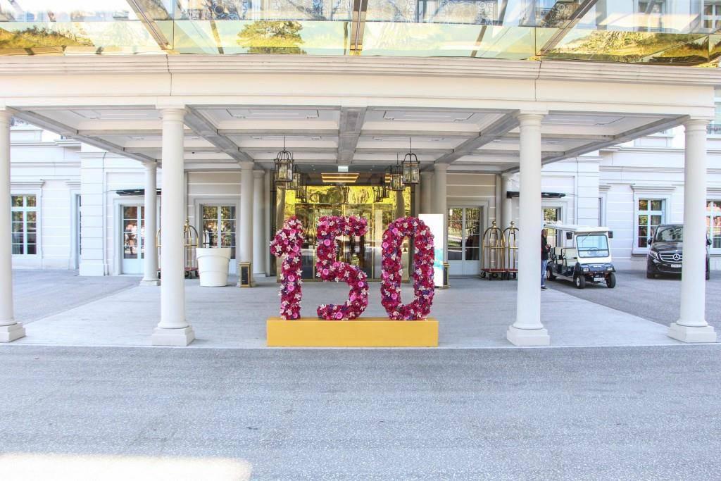Das erneuerte Grand Hotel Quellenhof (© FM1Today/Stefanie Rohner)