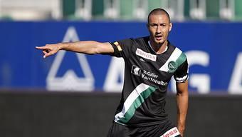 Stéphane Nater ab sofort für Tunesien spielberechtigt.