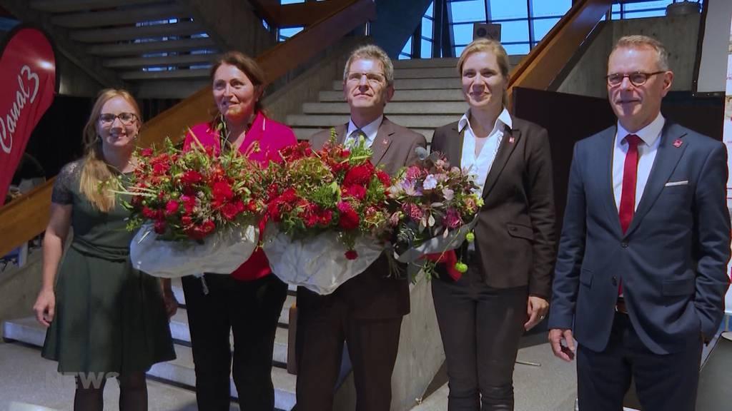 Gesamterneuerungs-Wahlen in Biel: Frauendominierte Stadtregierung