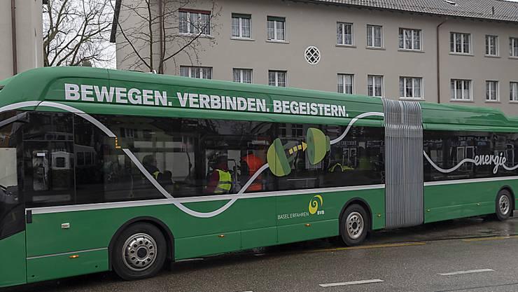 Die beiden Transportunternehmen BLT und AAGL möchten Ende 2020 mit Elektrobussen starten. (Symbolbild)
