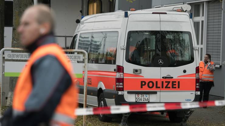 Bei der Grossrazia in der An'Nur Moschee in Winterthur wurde der Imam verhaftet, der öffentlich zum Mord an «schlechten Muslimen» aufgerufen hatte.