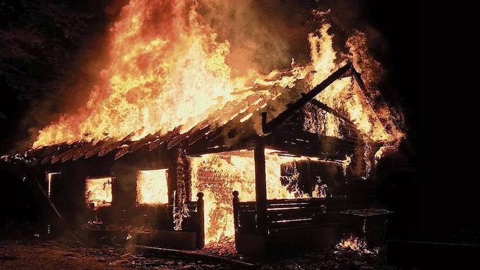 Erneute Brandserie in Merenschwand