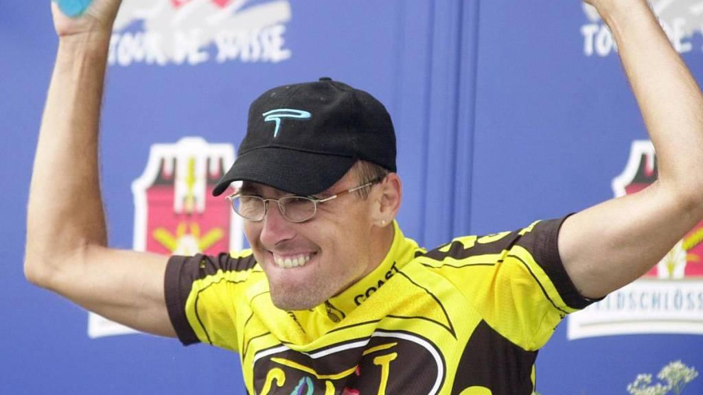 2002 gewann Alex Zülle im Sold des Teams Coast die Tour de Suisse