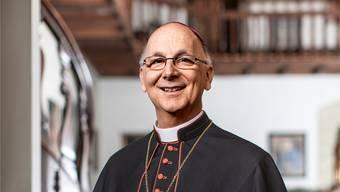 Will der päpstlichen Weisung Nachachtung verschaffen: Marian Eleganti, der Weihbischof im Bistum Chur.Gaetan Bally/Keystone