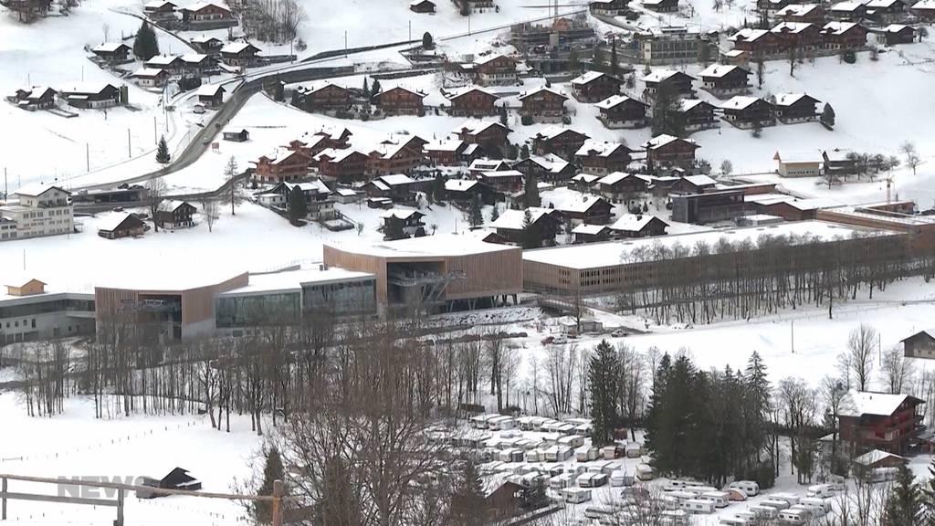 V-Bahn wird vollendet: Neuer Eiger Express wird eingeweiht