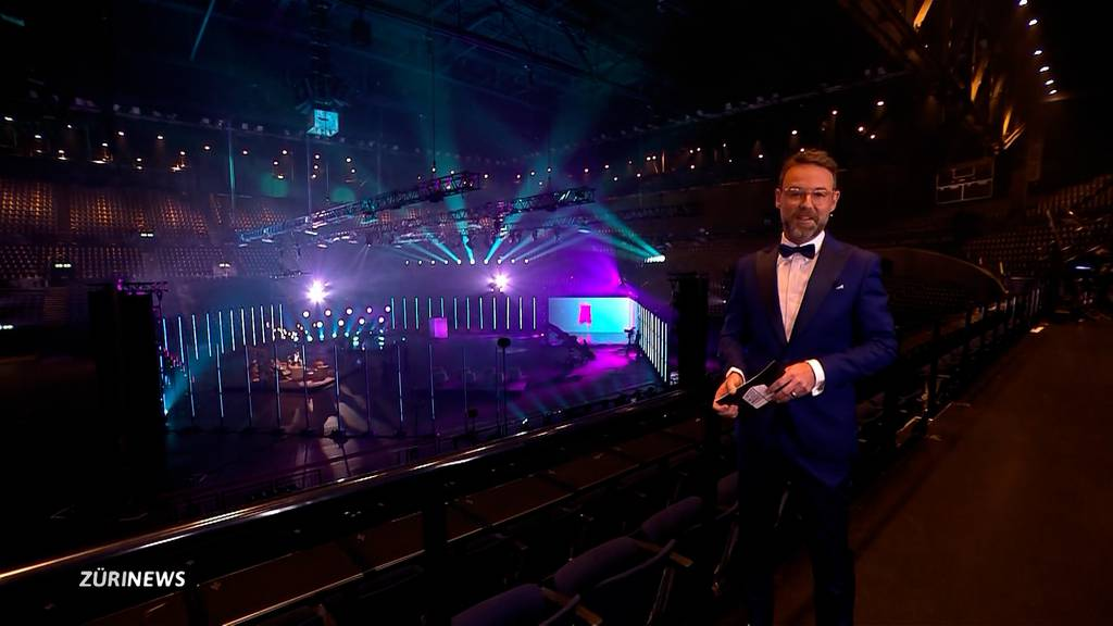 Swiss Music Awards im leeren Hallenstadion