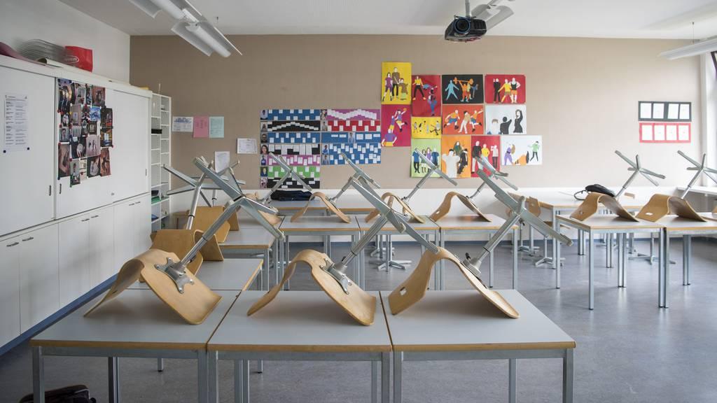 Wegen Corona-Infektionen: Vier Schulklassen in Quarantäne