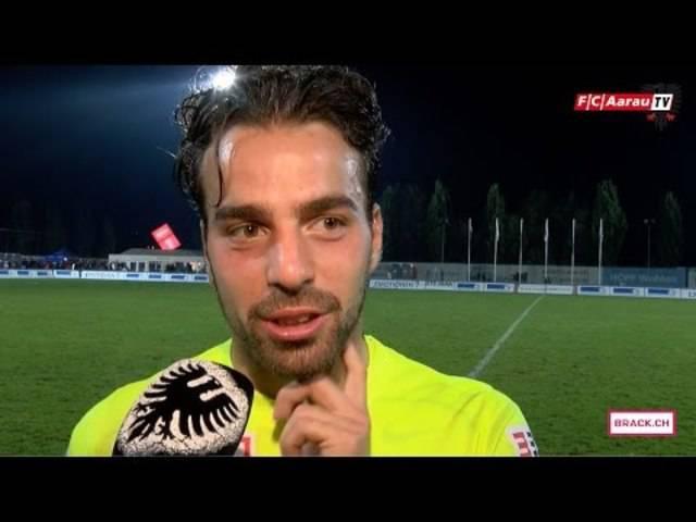 FC Wohlen - FC Aarau 1:4 (21.09.2016) Stimmen zum Spiel