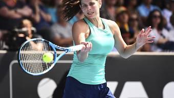 Julia Görges fordert in der 2. Runde Belinda Bencic heraus