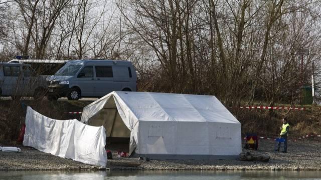 Retter haben sich am Bodensee installiert