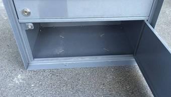 Hausschlüssel im Briefkasten hinterlegt? Einbrecher sagen Danke.