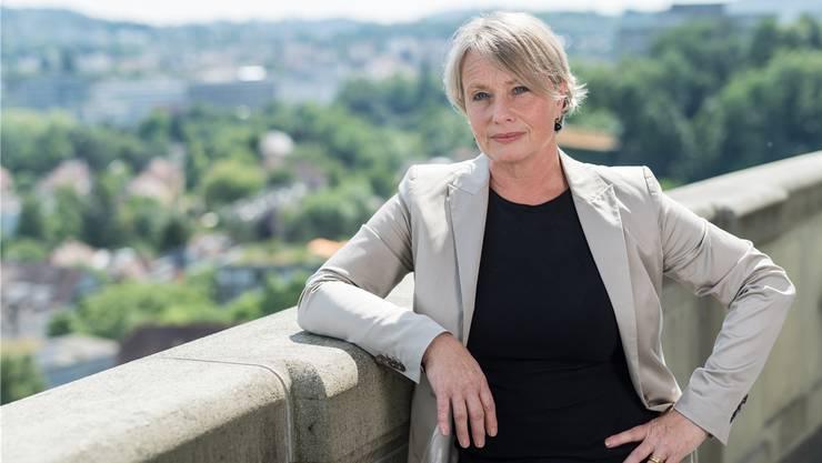 Nationalrätin Elisabeth Schneider-Schneiter (CVP/BL).