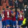 Die Basler behaupten sich an der Spitze der Super League