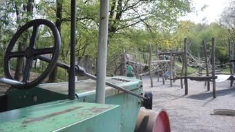 Spielplätze in den Regionen Baden und Zurzibiet