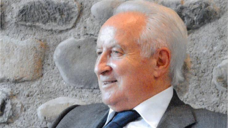 Hugo Zünd ist am 7. September verstorben.