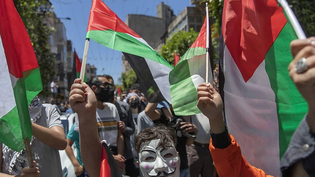 Schiesserei an israelischem Kontrollpunkt bei Ramallah