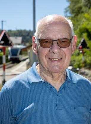 «Die Anbindung an die Eisenbahn ist wichtig für Trimbach.» - Urs Ramseier Lokalhistoriker und Autor.