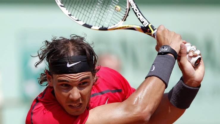 Rafael Nadals souveräner Auftakt