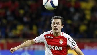 Bernardo Silva von AS Monaco schnalzt mit der Zunge