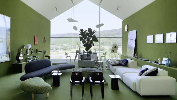 Das «Traumhaus» von Charlap Hyman & Herrero.