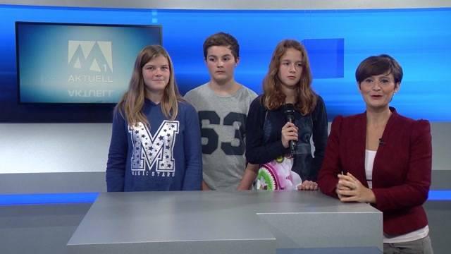Zukunftstag Kinder machen Fernsehen