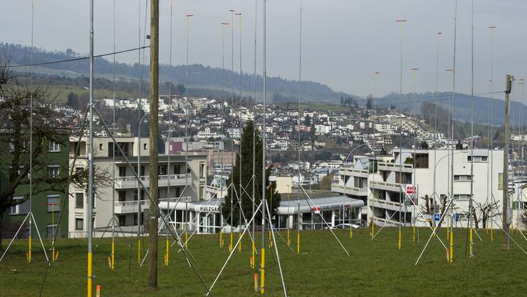 Ein Befürworter-Komitee im Kanto Solothurn will die Zersiedelung stoppen. (Archiv)