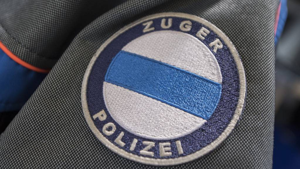 Zuger Polizei. (Symbolbild)