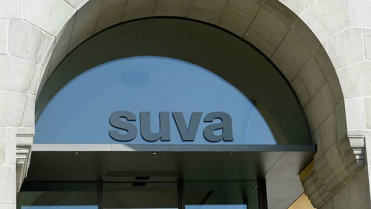 Der Unfallversicherer Suva hat 2015 vergleichsweise gute Resultate mit seinen Kapitalanlagen erzielt (Archivbild).