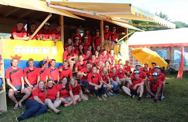 3Kreisturnfest Gipf-Oberfrick 2018
