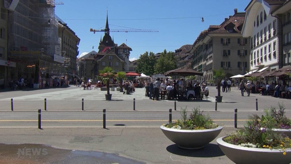 Kritik wegen Kundgebung: Die Stadt Bern gesteht Fehler ein und entschuldigt sich