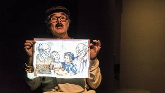 Jürg Bohn begeisterte das Badener Publikum