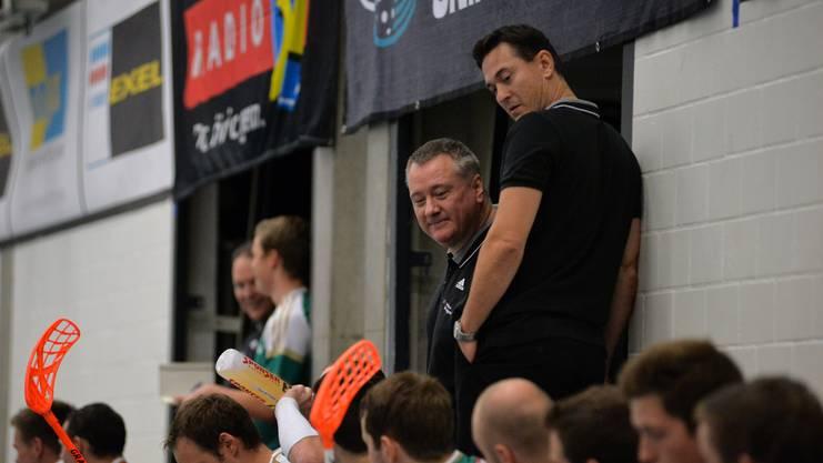 Er hat aufgehört, die Titel zu zählen: Thomas Berger war zwischen 2003 und 2011 Wiler-Ersigen-Trainer und ist es seit 2016 wieder.