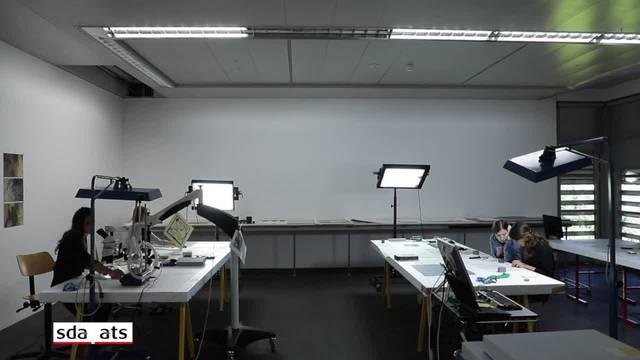 BERICHTIGUNG - Das Kunstmuseum Bern ist auch die Werkstatt Gurlitt
