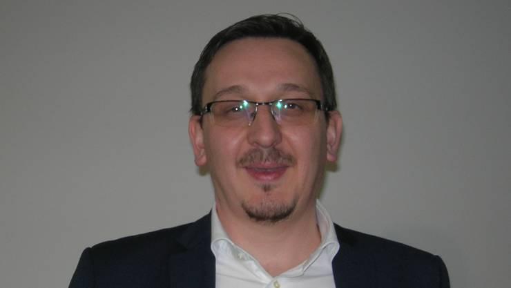 """Muris Begovic ist Geschäftsführer des Projekts """"Muslimische Spital- und Notfallseelsorge""""."""