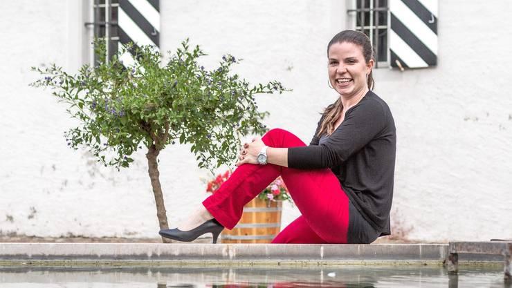Die Musicaldarstellerin, Schauspielerin und Sängerin Marisa Krieg wird am Rutenzug die Festrede während der Morgenfeier im Freudenstein halten.