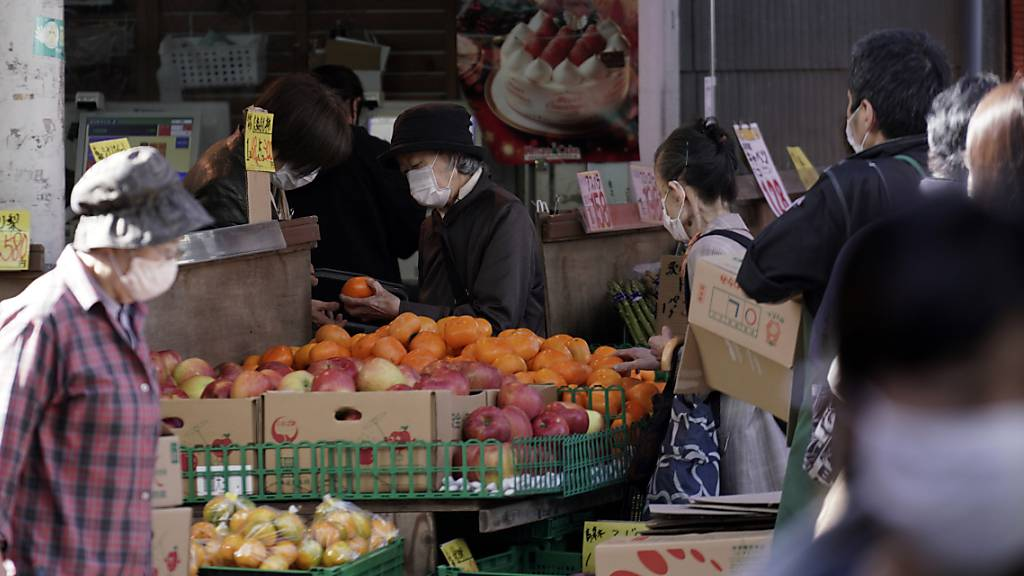 Japans Verbraucherpreise geben nach – Sorge vor erneuter Deflation