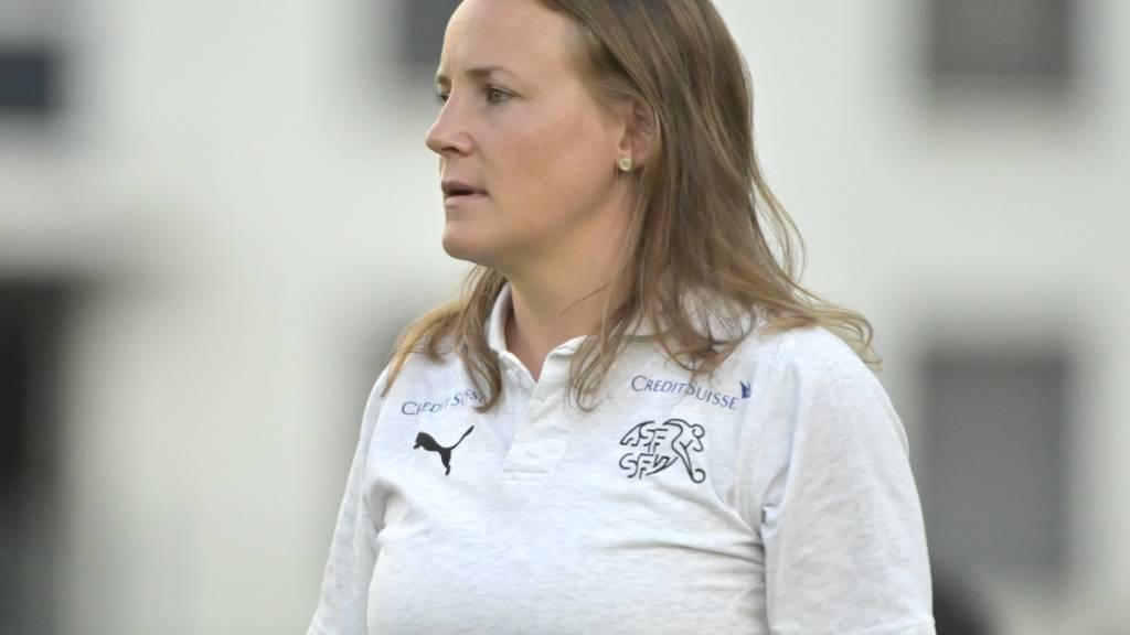 Nora Häuptle nimmt eine neue Herausforderung in der deutschen Bundesliga an