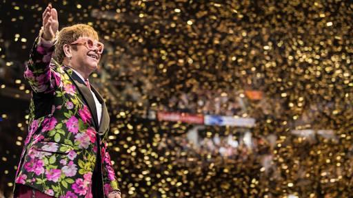 Elton John kommt ins Wankdorf in Bern