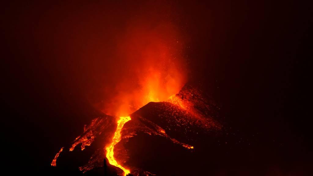 Mehrere Erdbeben erschüttern erneut Vulkangebiet auf La Palma