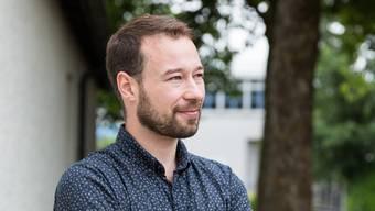 Berufliche Weiterbildung statt Gemeinderatsamt: Dimitri Spiess, SP. Severin Bigler