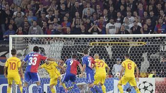 Der Auftritt des FC Basel gegen den FC Liverpool