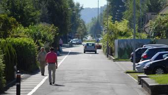 Langsamverkehr:( Der Quartiercharakter zwischen Staffel- und Schönaustrasse soll erhalten bleiben.  (wsc)