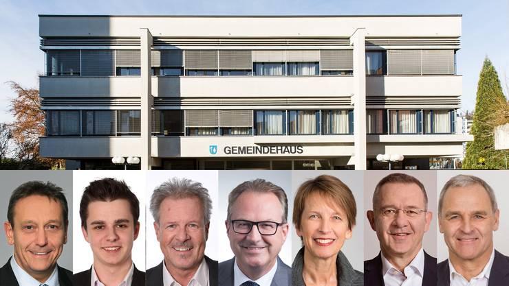 Am 15. April wird der Oberengstringer Gemeinderat neu gewählt. Das sind die Kandidaten.