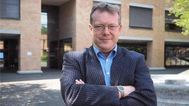 BZF-Rektor Hans Marthaler.