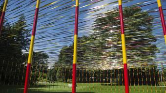 «Slow Motion» von Zilvinas Kempinas im Museum Tinguely