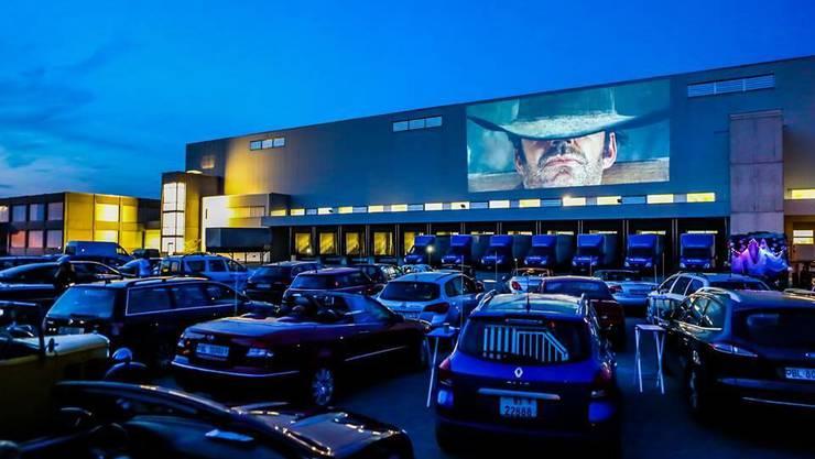 Kino aus ungewohnter Perspektive.